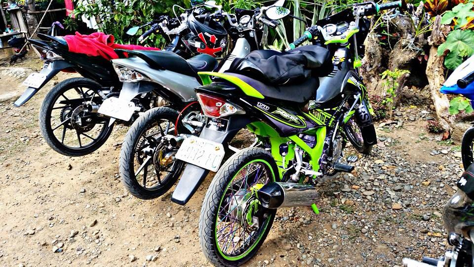 Off suzuki raider o nuoc ban cuc chat