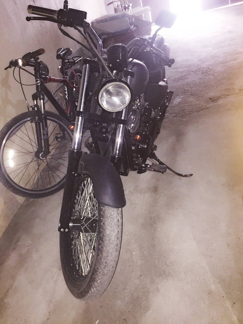 CAN BAN Honda Steed 400 HQCN - 3