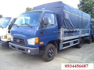 Can ban xe HD98 nang tai 65 tan Hyundai mighty chinh hang - 4