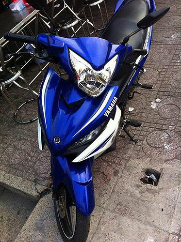 CAN BAN YAMAHA EXCITER 135CC GP 2013 CU gia re