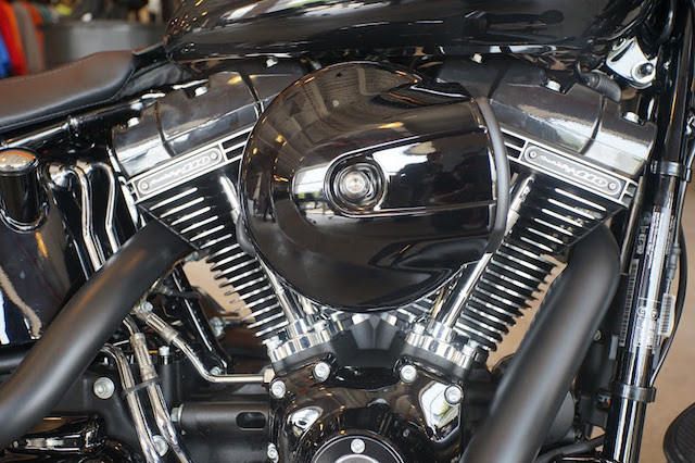 Can canh HarleyDavidson Softail Slim S 2016 gia gan 1 ty dong tai VN - 5