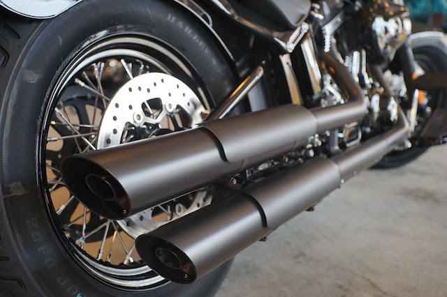 Can canh HarleyDavidson Softail Slim S 2016 gia gan 1 ty dong tai VN - 7