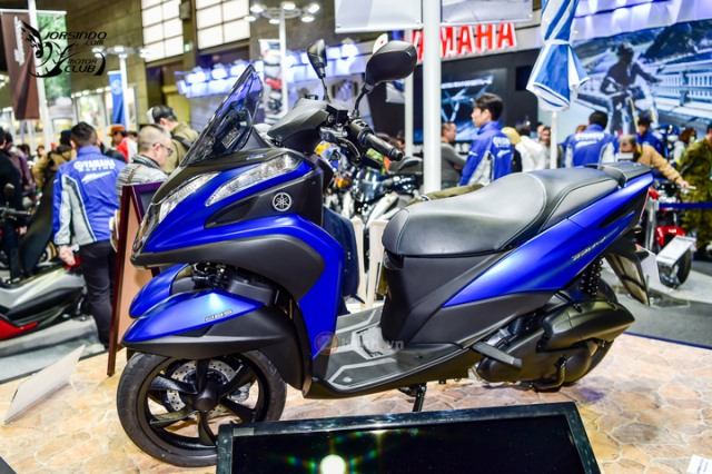 Can canh Yamaha Tricity 155 2016 moi - 5