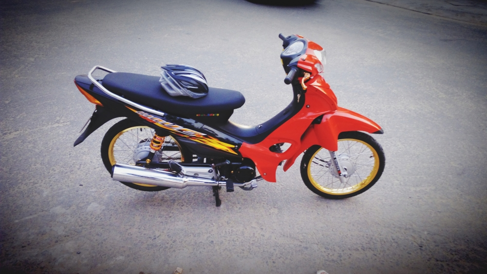 Elegent 50 cc don wave nhe - 2