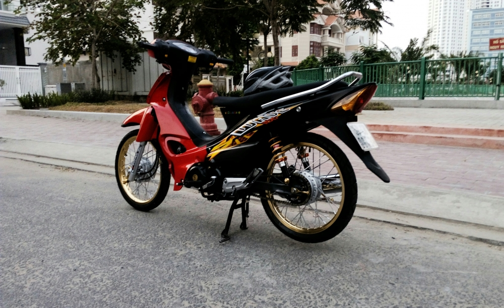 Elegent 50 cc don wave nhe - 4