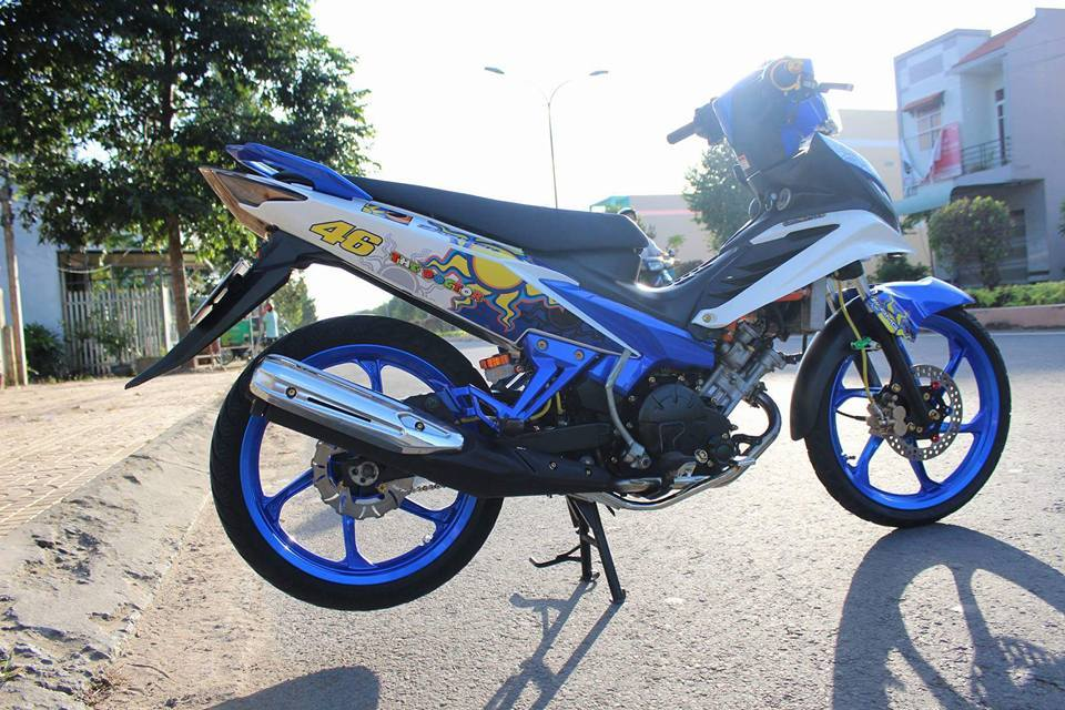 Exciter 135 Nhe Nhang Don Xuan