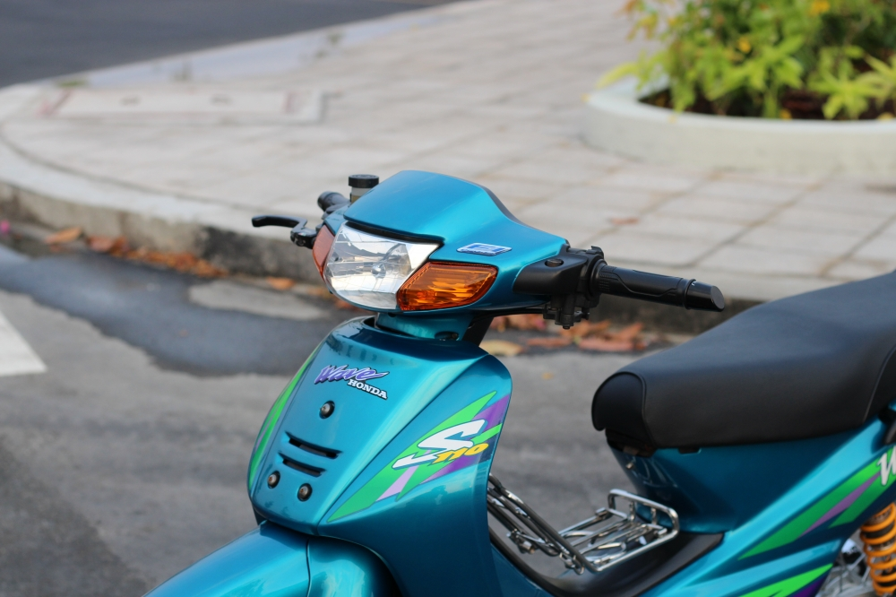 full bo anh ve chiec wave S 110 blue - 3