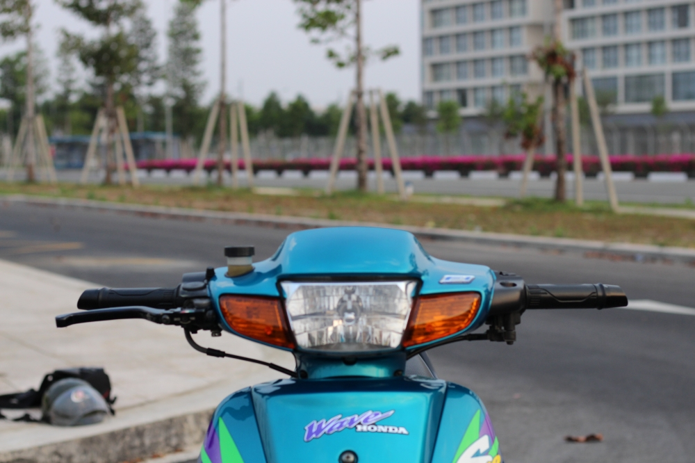 full bo anh ve chiec wave S 110 blue - 9