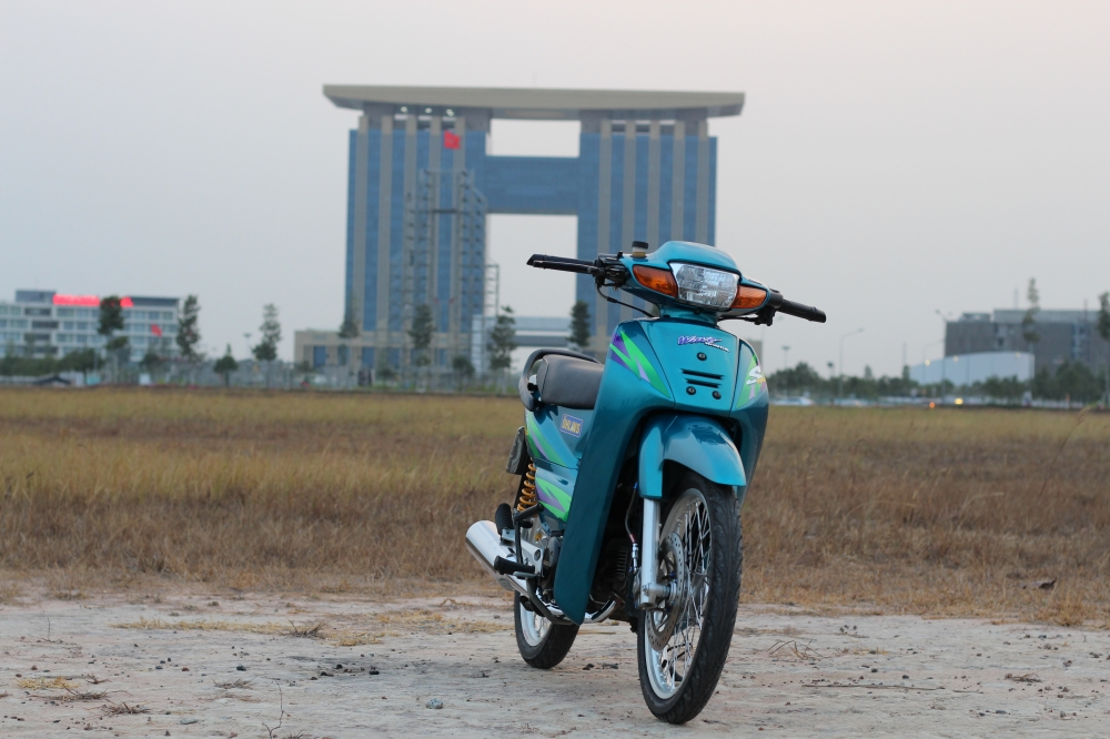 full bo anh ve chiec wave S 110 blue - 15