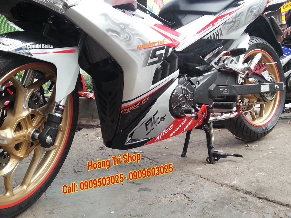 Hoang Tri Shop So gay Apido Mo cay de bang so FZs cho Exciter 150 - 11