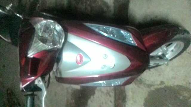 kymco candy - 3