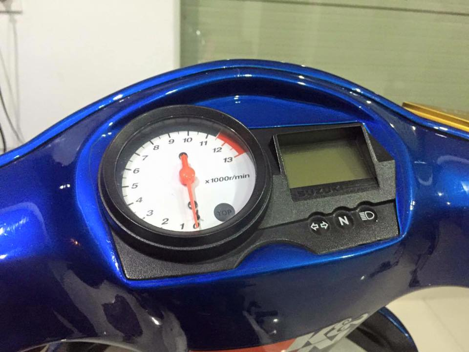 Loat anh chiec xe FX125 do may Raider 2006 - 3