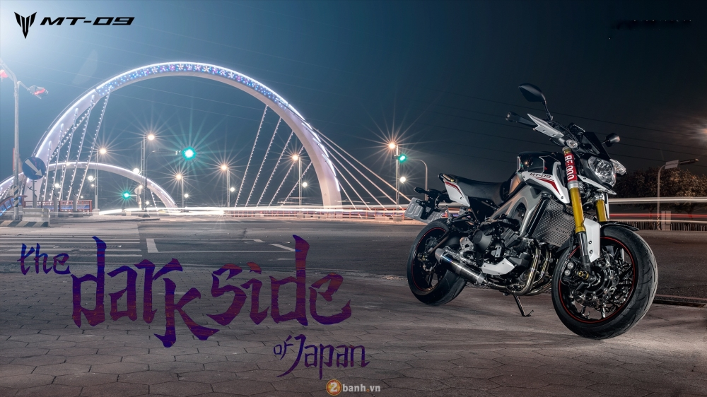 Yamaha MT09 phien ban Dark Side of Japan - 15