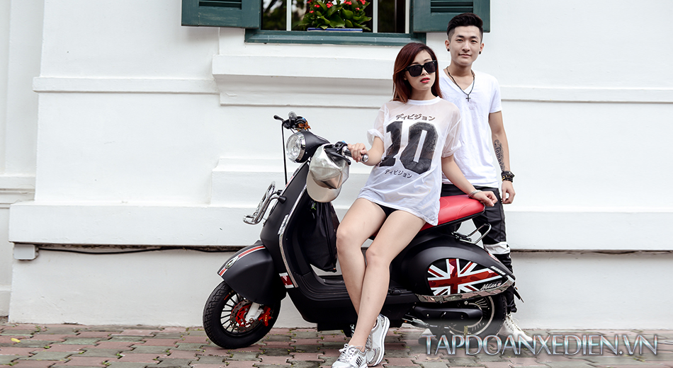 Xe may dien o Ha Noi gia re chat luong cao - 3