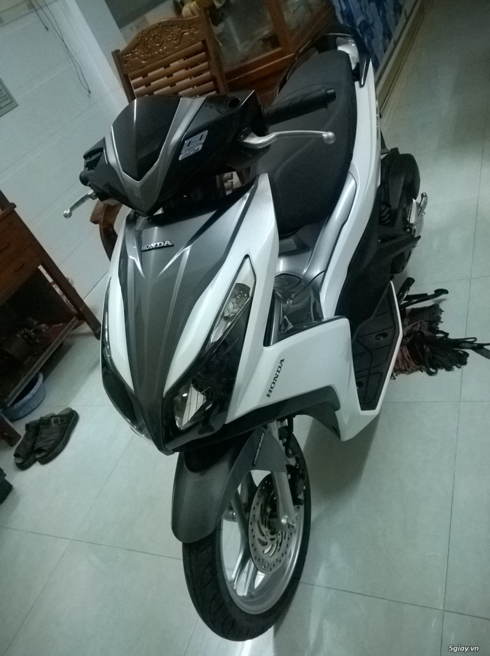 Air Blade FI 125cc moi 99 bien so VIP ngu quy 33333 - 3