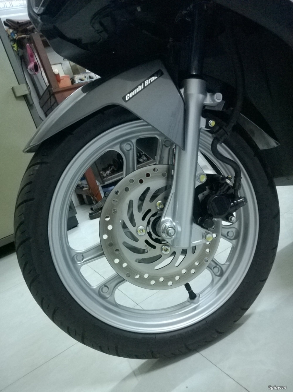 Air Blade FI 125cc moi 99 bien so VIP ngu quy 33333 - 17