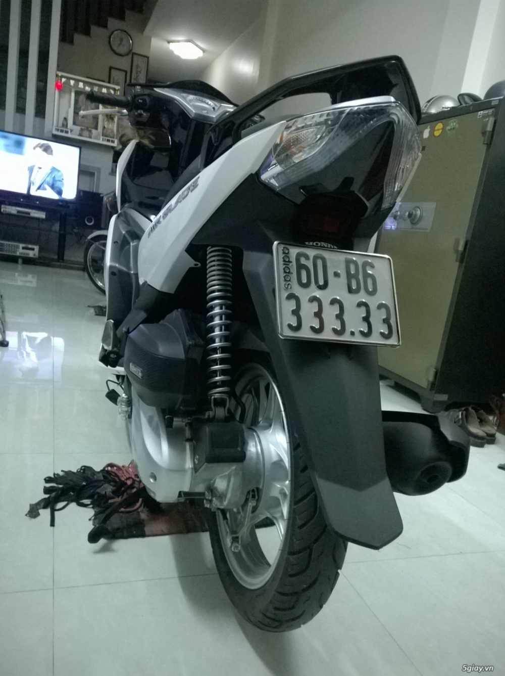 Air Blade FI 125cc moi 99 bien so VIP ngu quy 33333 - 27