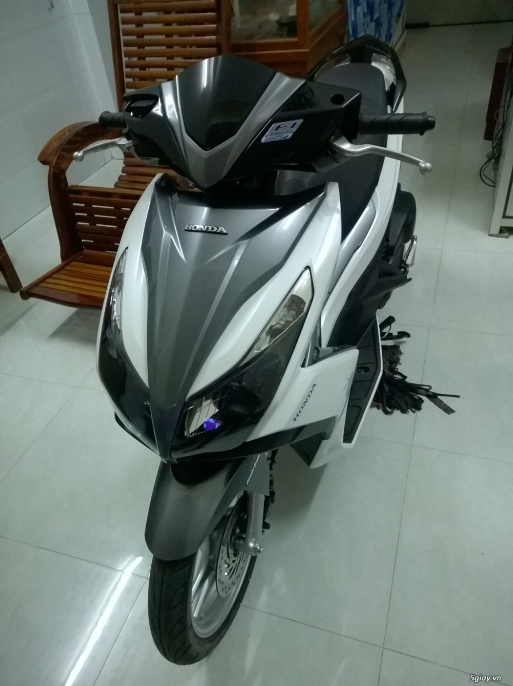 Air Blade FI 125cc moi 99 bien so VIP ngu quy 33333 - 2