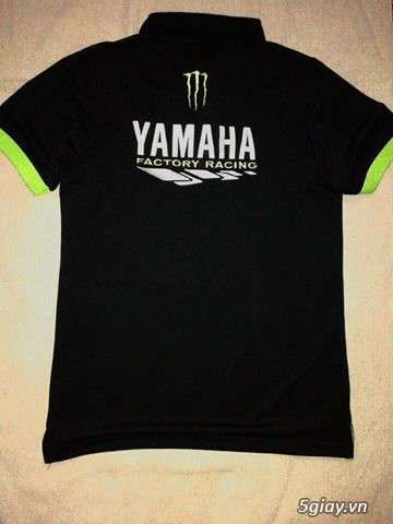 Ao thun polo Yamaha Monster - 2