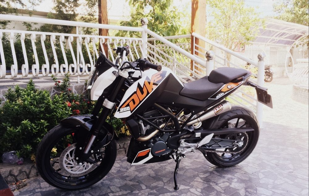 Ban gap KTM duke 200 no ABS gia re - 2