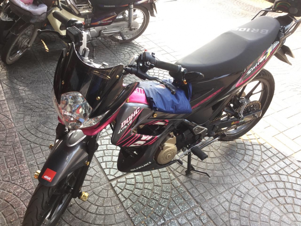 Ban raider up ful satria f150 gia re - 3