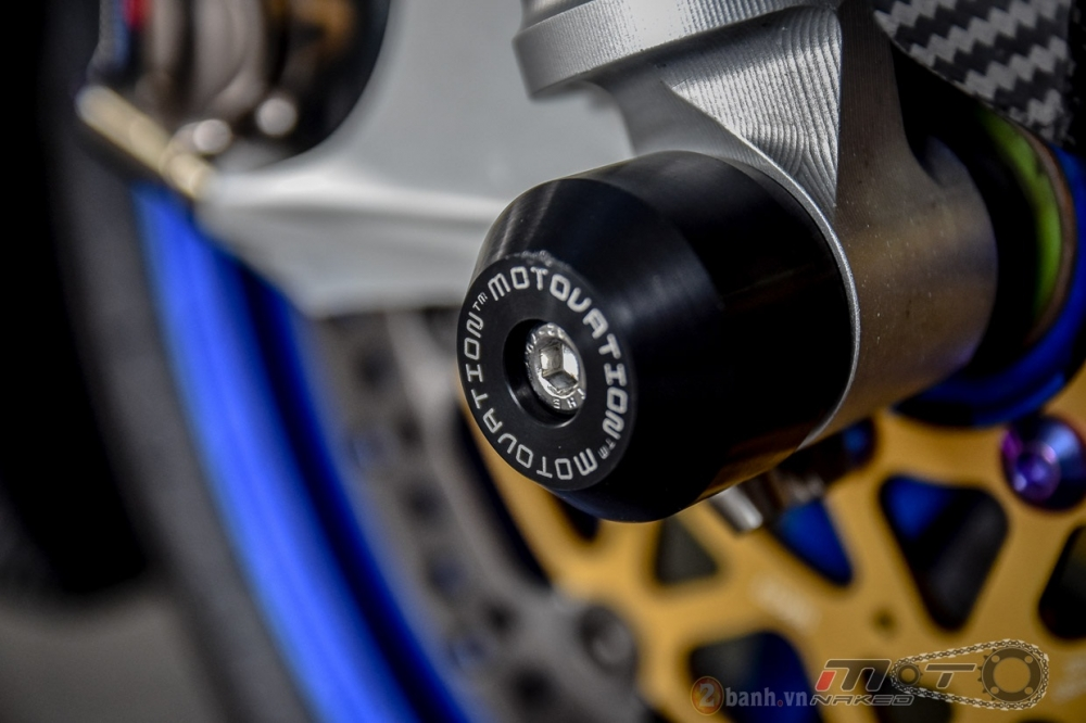 BMW S1000RR hoan hao trong phien ban do Super OHM - 11