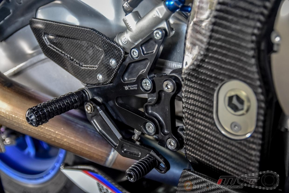 BMW S1000RR hoan hao trong phien ban do Super OHM - 19