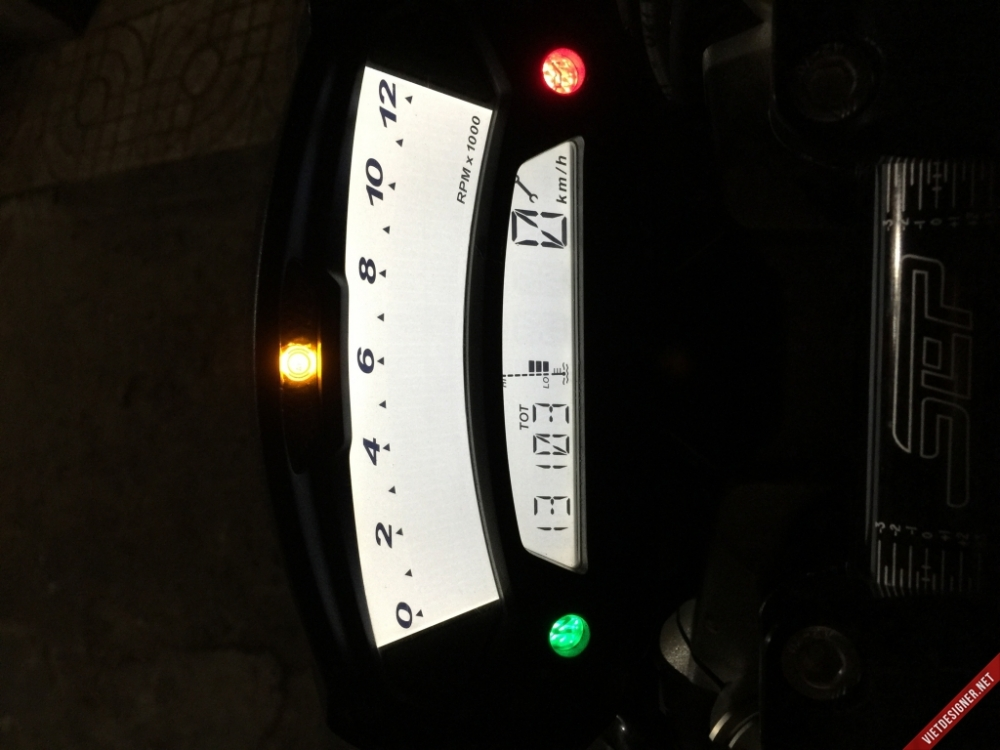 Can ban Ducati Monster 796 HQCN - 4