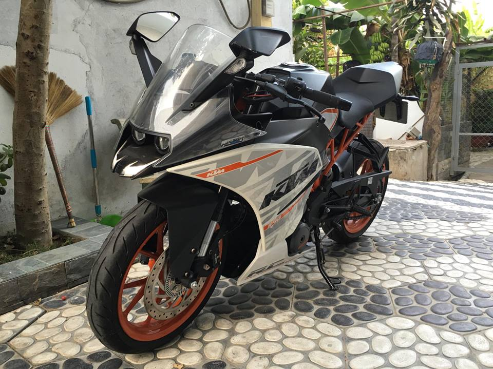 Can ban KTM RC390 Date 2015 - 3