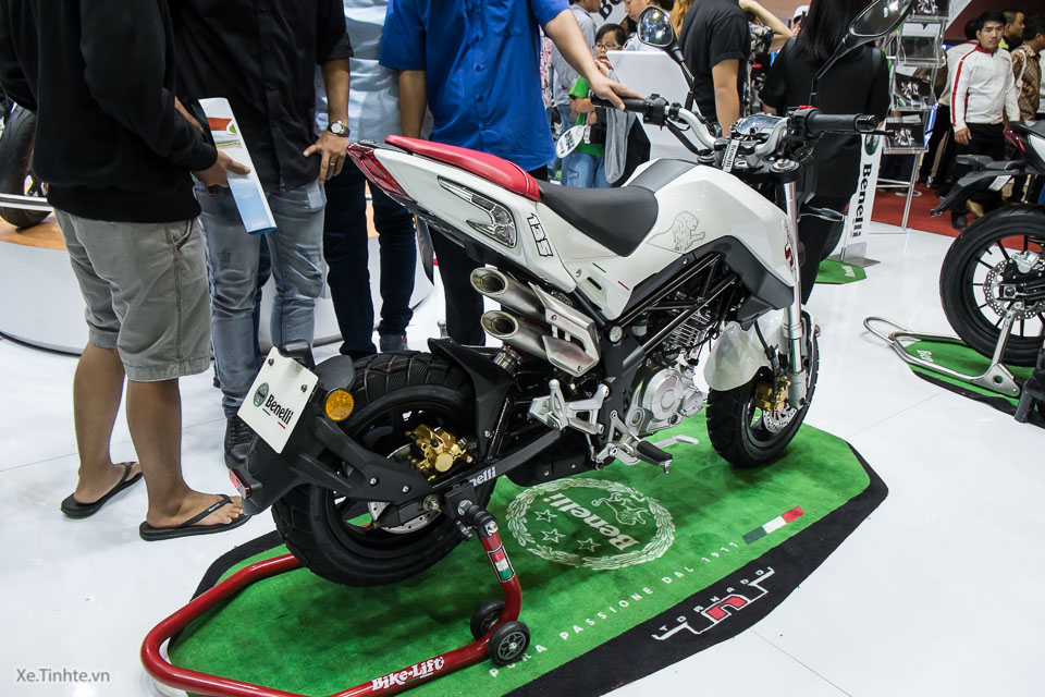 Can canh Benelli TNT Naked T135 vua duoc ra mat - 9