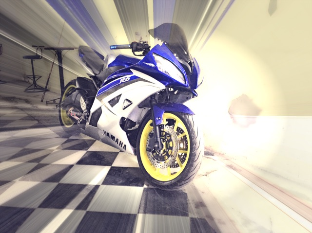 Can canh Yamaha R15 do dan ao R6 cuc ngau
