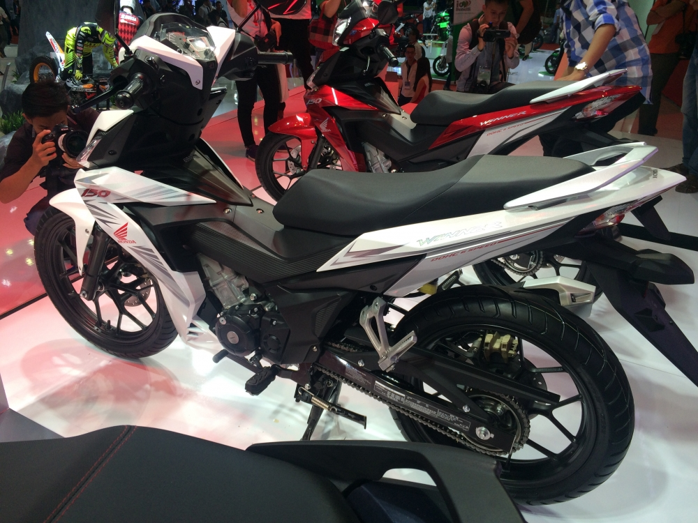 Clip Toan canh Honda Viet Nam Motorcycle Show 2016