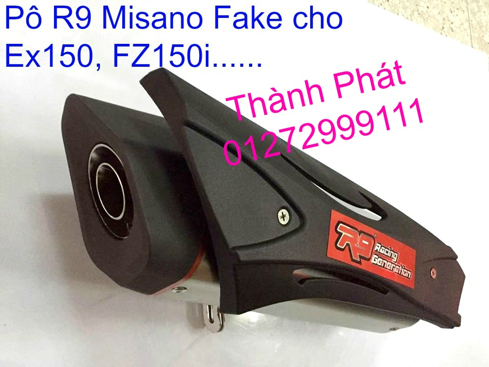Do choi cho FZS Fi Ver 2 2014 FZS FZ16 2011 tu A Z Gia tot Up 2722015 - 4
