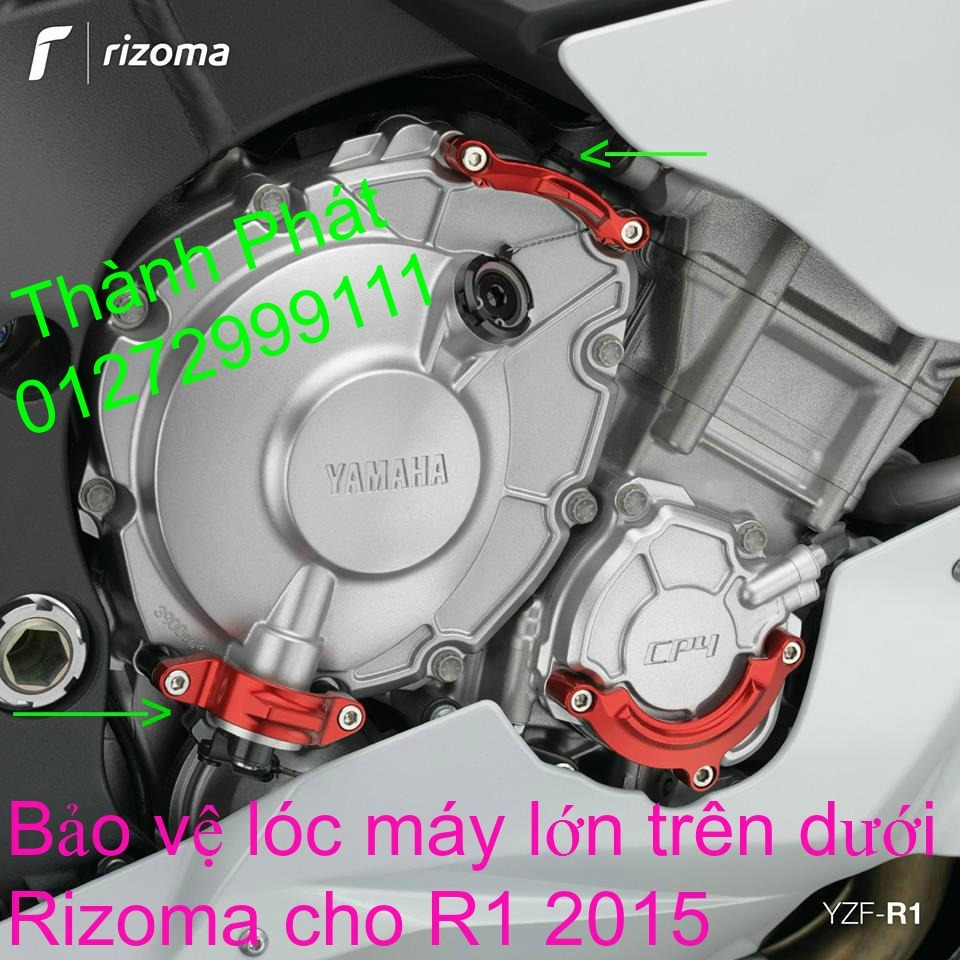 Do Choi Cho Yamaha R1 2015 - 7