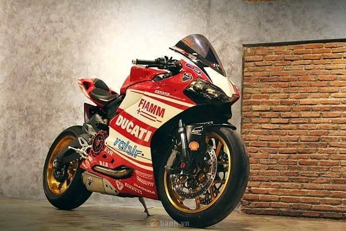 Ducati 899 Panigale cuc chat trong ban do den tu GForce