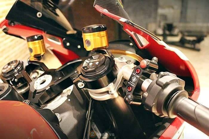Ducati 899 Panigale cuc chat trong ban do den tu GForce - 5