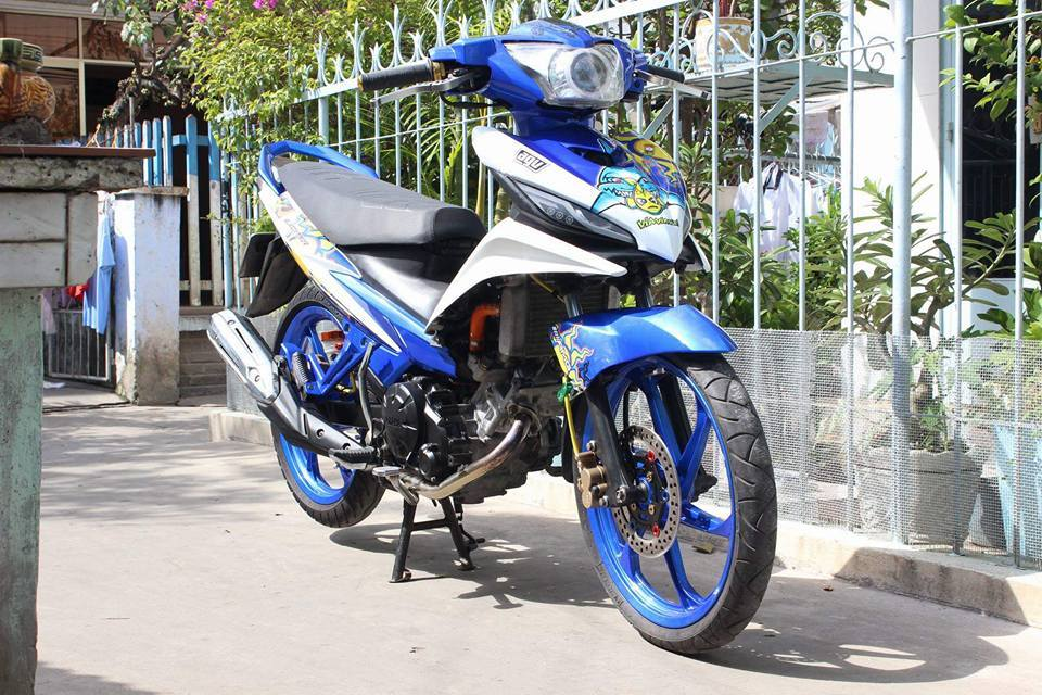 Exciter 135 Nhe Nhang Don Xuan - 4