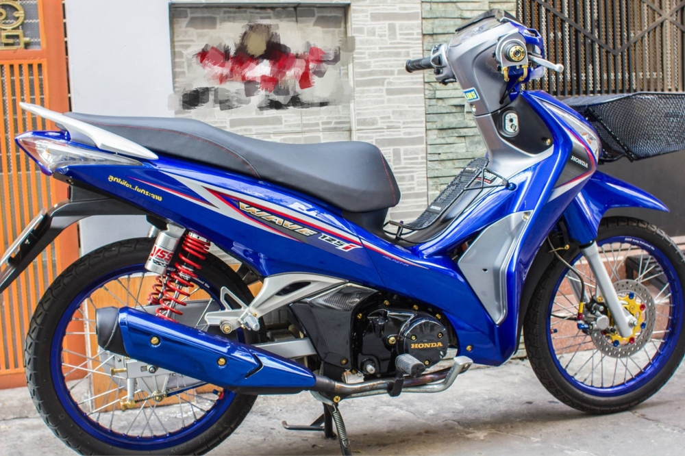 Future 125 don wave 125 thai lan - 12