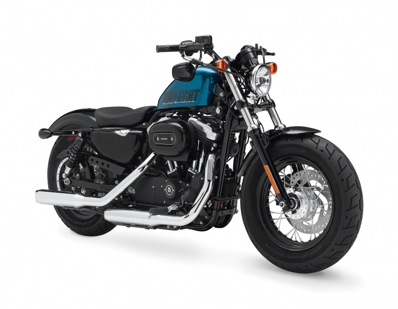 Harley Iron883 2015 Forty Eight 2015 khuyen mai lon - 2
