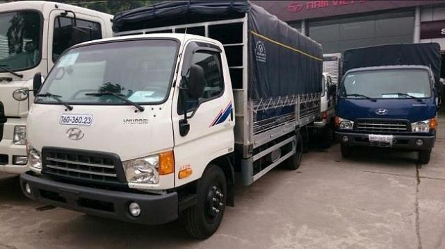 Hyundai HD99 model 2016 dong thung cho lon 5 tan - 3