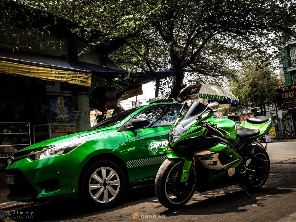 Suzuki GSX R1000 do dang cung Taxi Group - 5