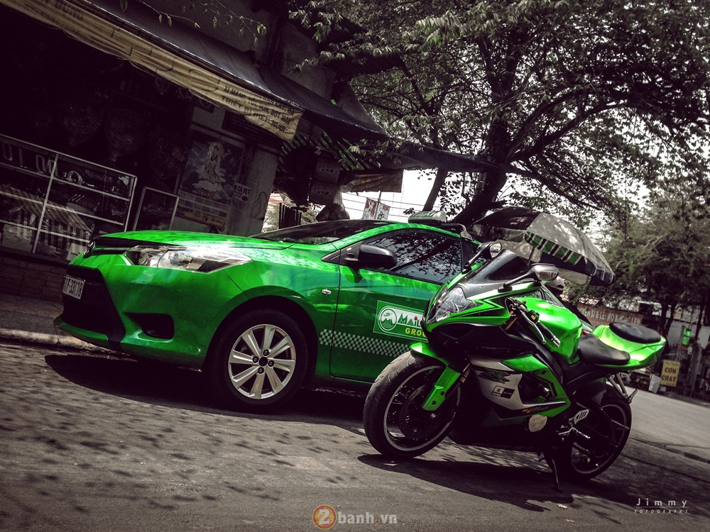 Suzuki GSX R1000 do dang cung Taxi Group - 7