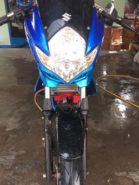 Suzuki raider thai do full satria F150 - 5
