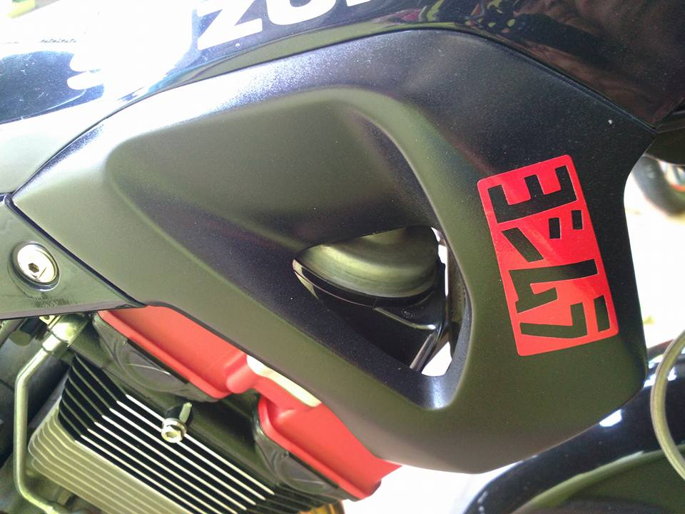 Suzuki raider version yoshimura day an tuong - 4