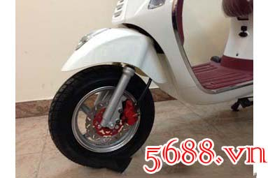 Xe dien sunra vespa ca tinh gia re - 4
