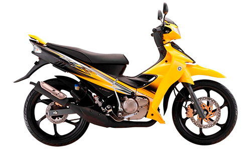 Yamaha 125ZR doi 2016 gia 2200 USD