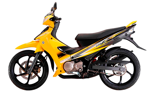 Yamaha 125ZR doi 2016 gia 2200 USD - 5