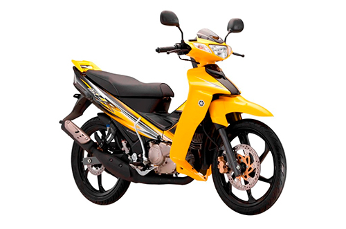 Yamaha 125ZR doi 2016 gia 2200 USD - 2