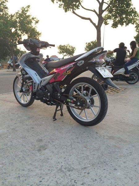 Yamaha exciter 2008 up 2010 hut hon biker viet - 5