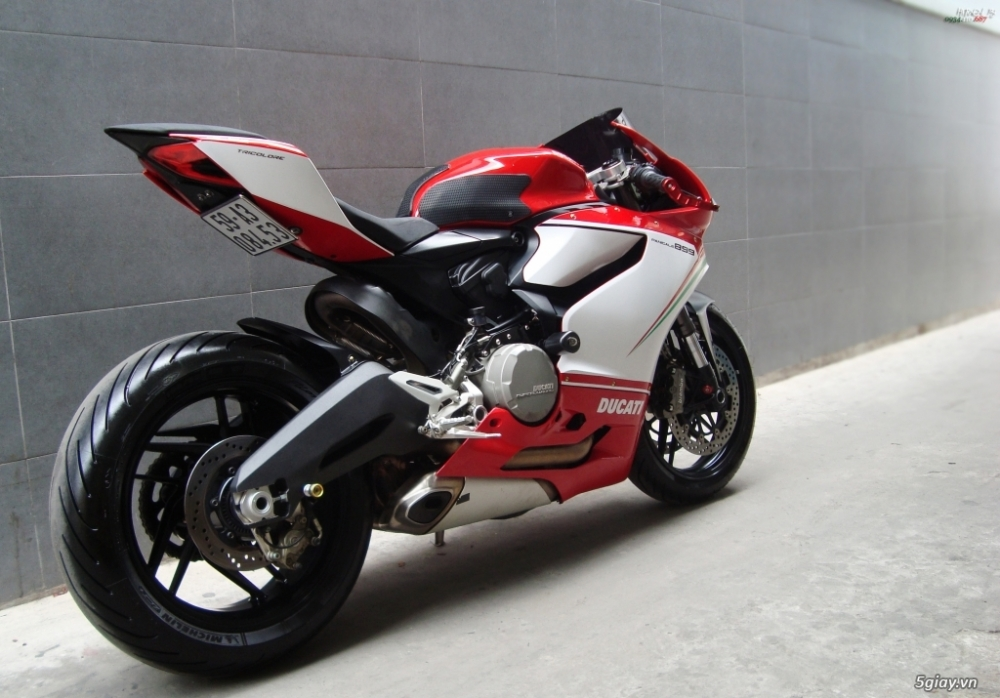 ___ Can Ban ___DUCATI 899 Panigale 2015___ - 3